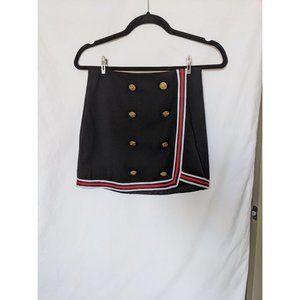 """Forever 21 """"Sailor Style"""" Mini Skirt"""